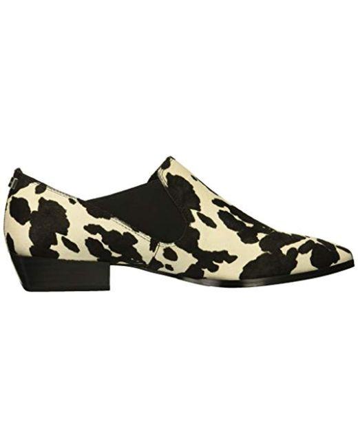 1c25d186db1 Lyst - Calvin Klein Geneve Loafer in Black - Save 63%
