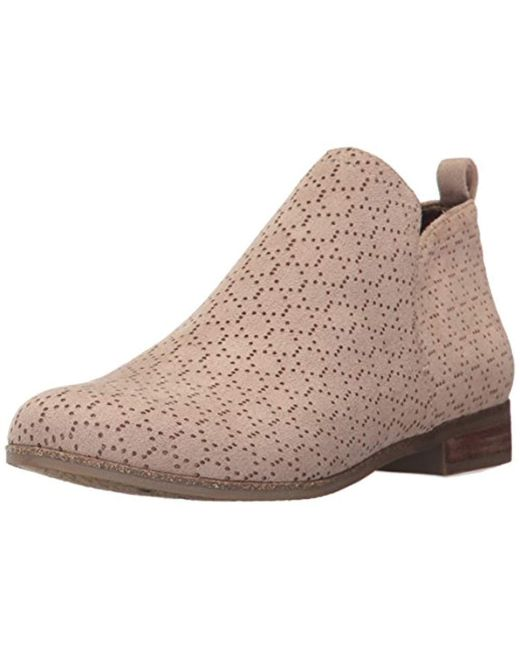 Dr. Scholls - Brown Rate Boot - Lyst