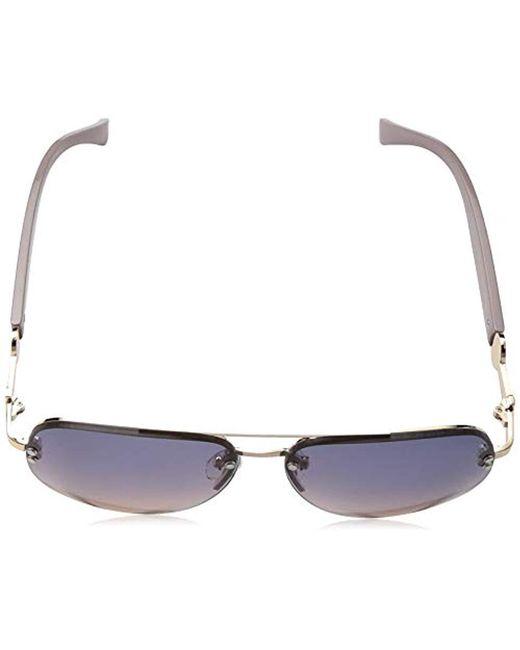 Sam Edelman Rocawear R566 Gldaq Aviator Sunglasses in