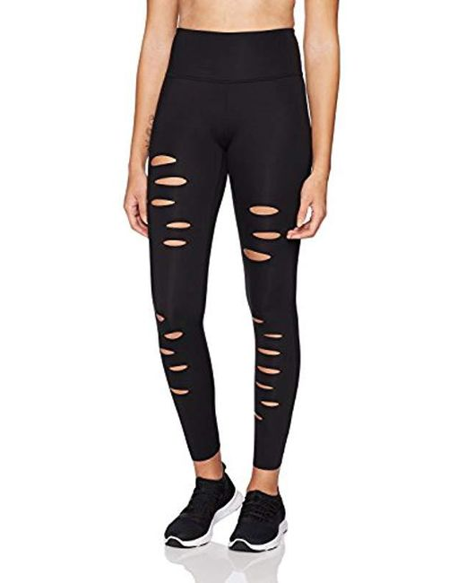 Core 10 - Black Icon Series - The Rebel Legging (xs-xl, Plus Size 1x-3x) - Lyst