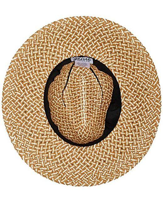 caf3adbce981ff ... Genie by Eugenia Kim - Multicolor Willa Wide Brim Hat - Lyst