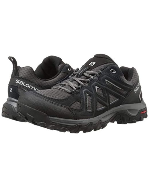 ea8a299fc Men's Black Evasion 2 Aero Hiking Shoe