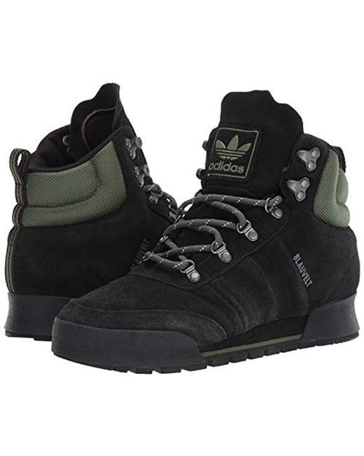 sports shoes 9565f b8b5e ... Adidas Originals - Black Jake Boot 2.0 Running Shoe for Men - Lyst ...
