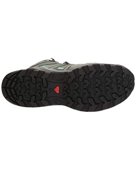 a3ac5b0ccd9 Yves Salomon X Ultra 3 Wide Mid Gtx Hiking Shoes - Lyst