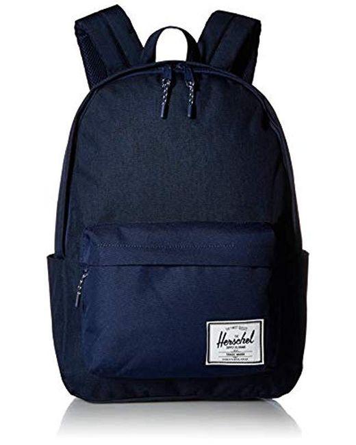 af783e275716 Herschel Supply Co. - Blue Classic X-large Backpack for Men - Lyst ...