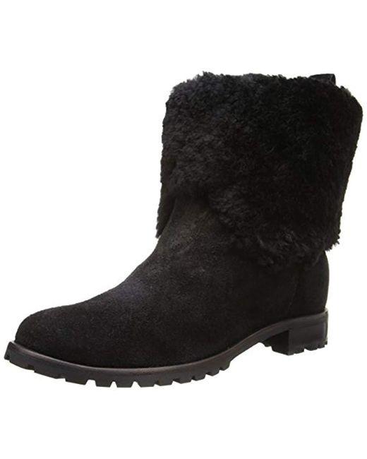 Kate Spade - Black Sari Snow Boot - Lyst