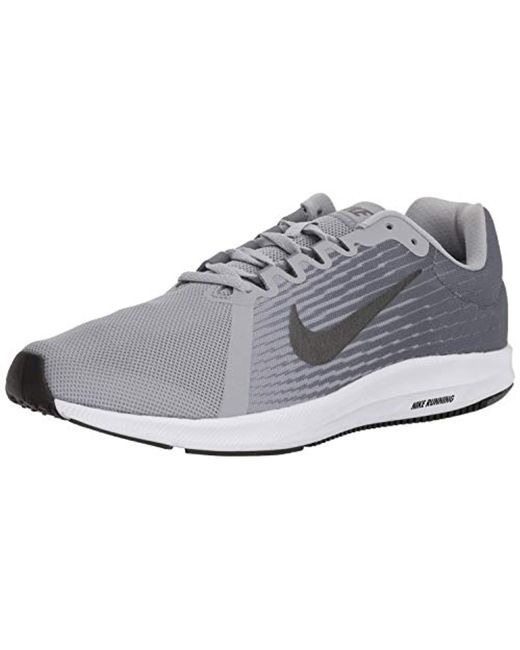0da386f16bbf8 Lyst - Nike Downshifter 8 Running Shoe in Gray for Men - Save 18%
