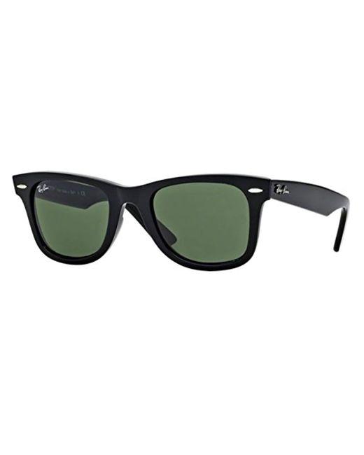 Ray-Ban - Black Original Wayfarer Sunglasses, Rb2140 - Lyst