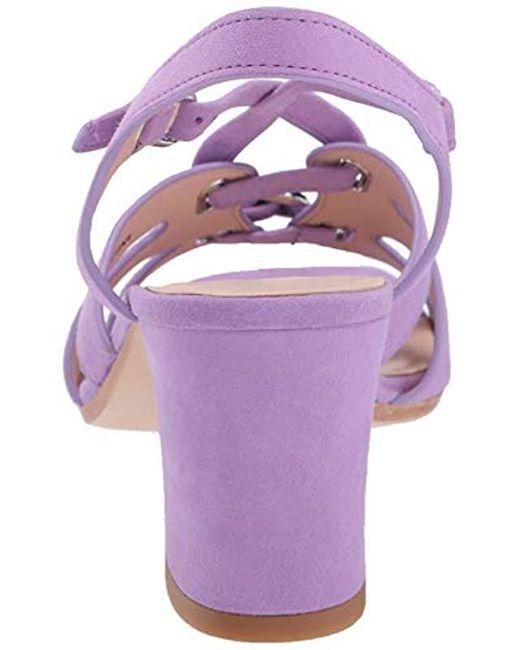 Save Sandals Spade 55lyst In Kate 8pkznn0wox Purple Poulwtzkxi Ella DYWIEH9be2