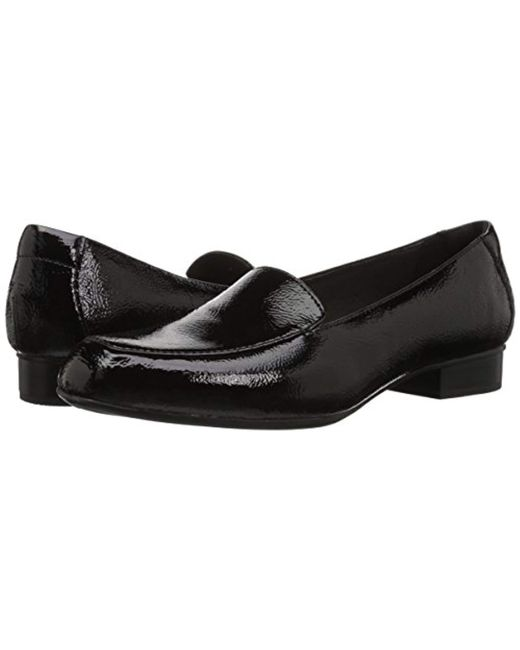 392cc2f9bd8d Lyst - Clarks Juliet Lora Loafer in Black - Save 40%