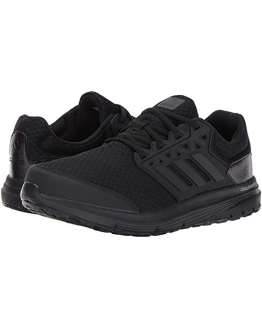 size 40 985e5 1867b ... Adidas - Black Galaxy 3 Wide M Running Shoe for Men - Lyst ...