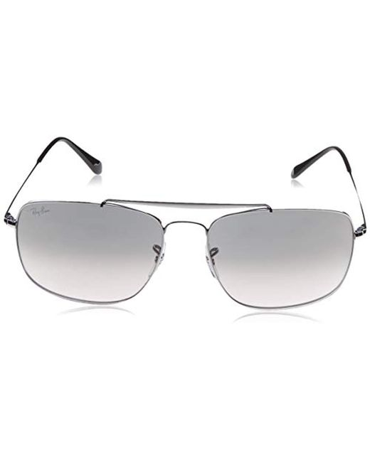 af942163223 ... Ray-Ban - Metallic Rb3560 The Colonel Sunglasses for Men - Lyst ...