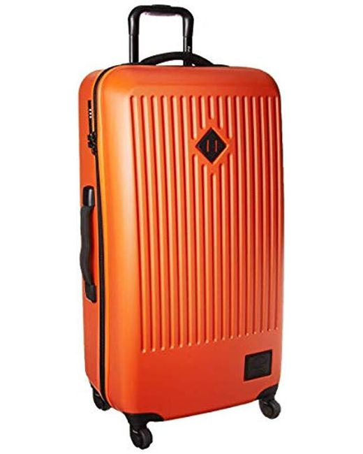 d8e56fd0e86f Herschel Supply Co. Trade Xl Luggage in Orange for Men - Save 40% - Lyst