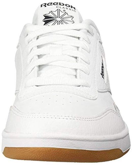 Lyst - Reebok Club Memt Sneaker in White for Men - Save 24% 7afed6ca2