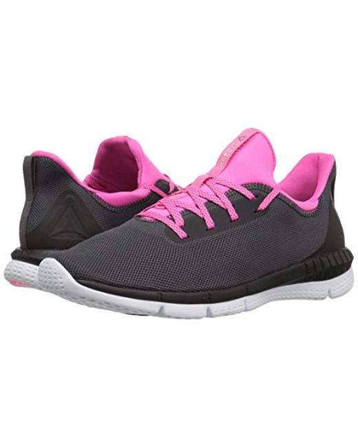 17a6145b599 ... Reebok - Multicolor Print Her 2.0 Track Shoe - Lyst ...