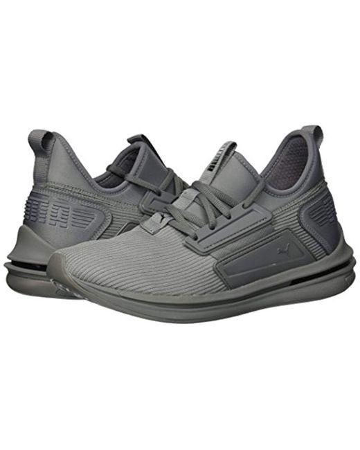 free shipping 84ab2 3cafa PUMA - Gray Ignite Limitless Sr Sneaker for Men - Lyst
