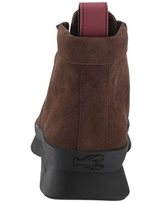 c4a9e239f85 ... Cole Haan - Brown Pinch Utility Chukka Boot Waterproof for Men - Lyst  ...