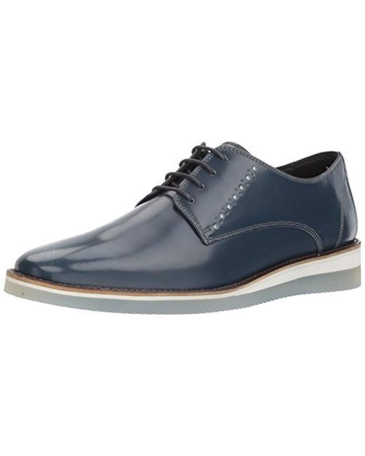 8f71bfc6bab Men's Blue Intern Oxford