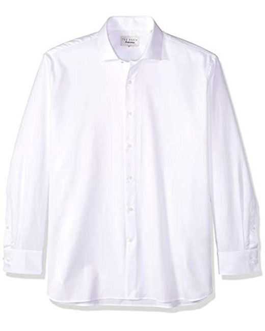 Ted Baker - White Millin for Men - Lyst