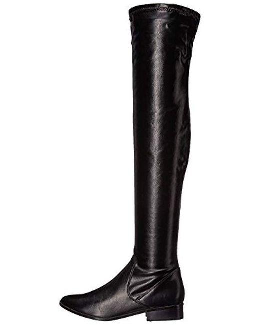 47ac9e8634f Boot - Lyst ALDO - Black Elinna. Boot - Lyst ...