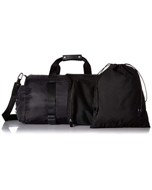 2ac4e2daae Lyst - Cole Haan S Grand City Duffel in Black for Men - Save 20%