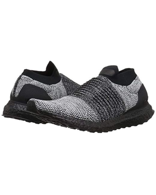 ff3775817655a ... Adidas - Black Ultraboost Laceless for Men - Lyst ...