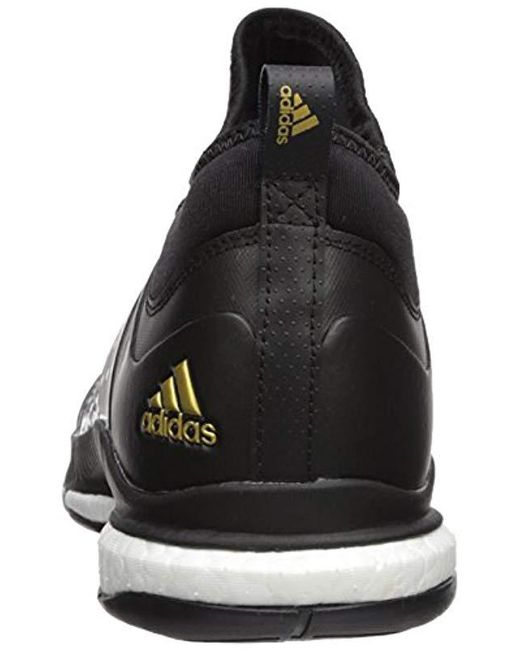 c427f7637 ... Adidas - Black Crazyflight X Mid Volleyball Shoe for Men - Lyst ...