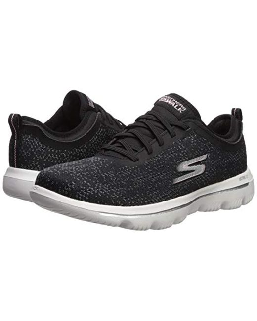 ded03414b86d ... Skechers - Black Go Walk Evolution Ultra-mirable Sneaker - Lyst ...