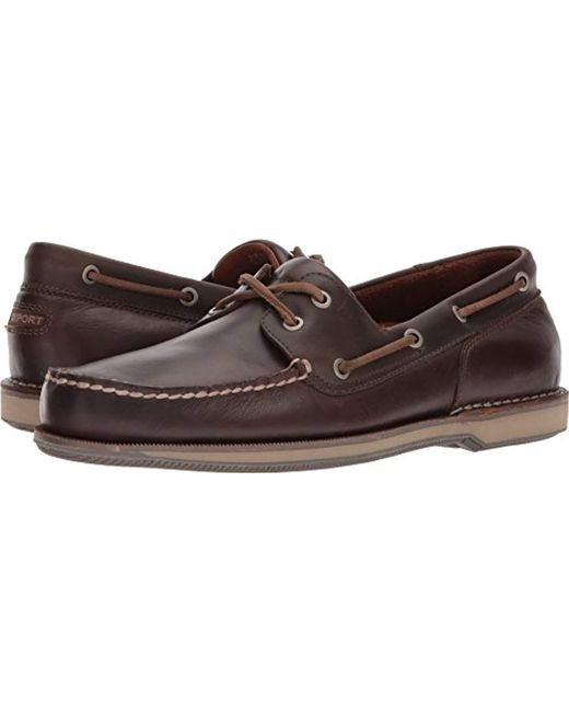 Rockport - Brown Perth, for Men - Lyst
