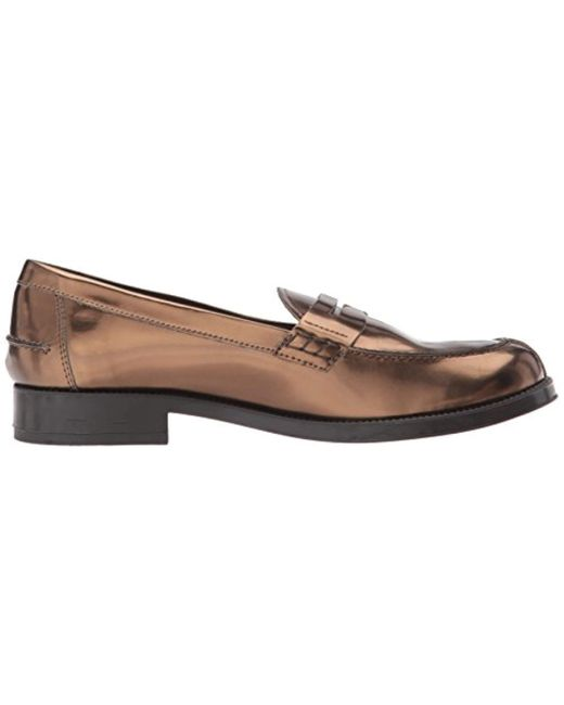 dad763d43aa ... Aerosoles - Multicolor Push Ups Penny Loafer - Lyst ...