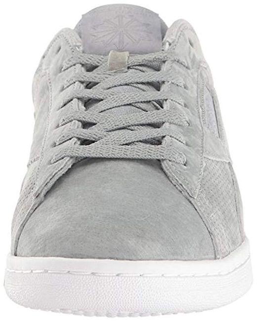 f01204f8998e9 Lyst - Reebok Npc Uk Perf Fashion Sneaker in Gray for Men - Save 5%