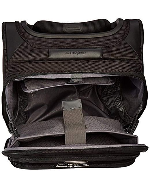 e6e52317133c ... Samsonite - Black Silhouette Xv Softside Spinner Boarding Bag for Men -  Lyst ...