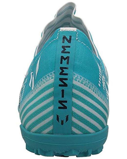08f1a43f2e4 ... Adidas - Blue Nemeziz Messi Tango 17.3 Tf Soccer Shoe for Men - Lyst ...