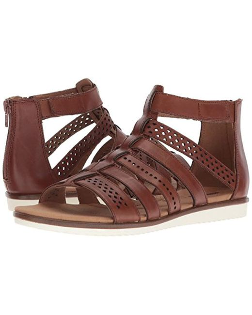 9f5840a4418 Lyst - Clarks Kele Lotus in Brown - Save 41%