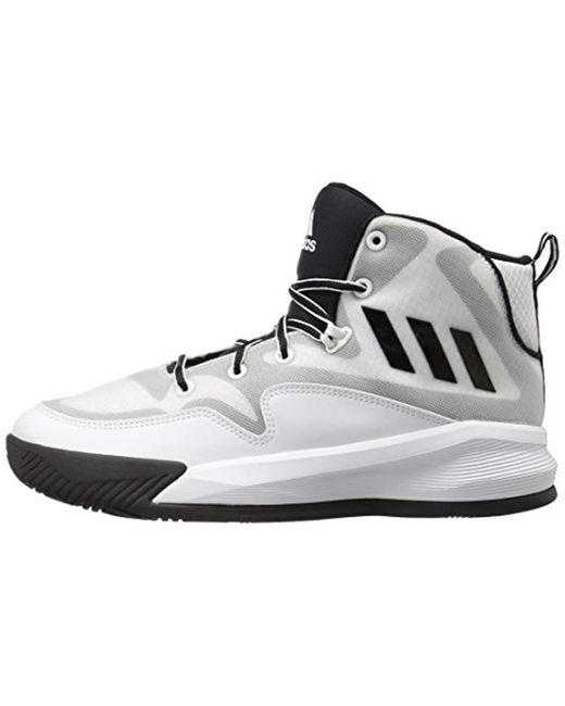 0f27dd911f5 ... Adidas - White Performance Crazy Eruption Basketball Shoe for Men - Lyst  ...