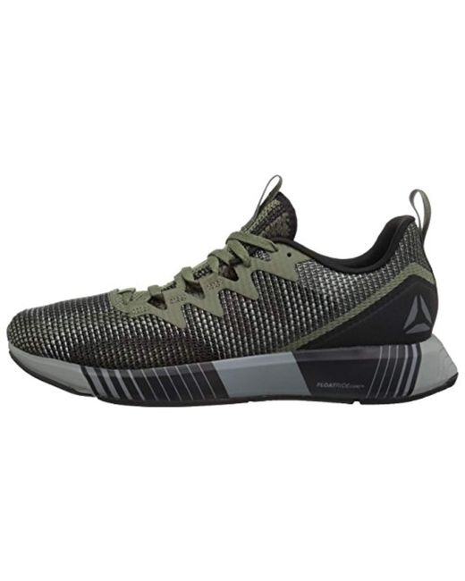 180cd62b2ad6 ... Reebok - Green Fusion Flexweave Sneaker for Men - Lyst ...