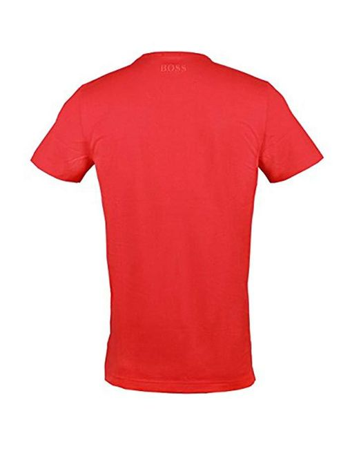 3ba6f15b ... BOSS - Red Boss Orange World Cup Soccer Country Tee Shirt for Men -  Lyst ...