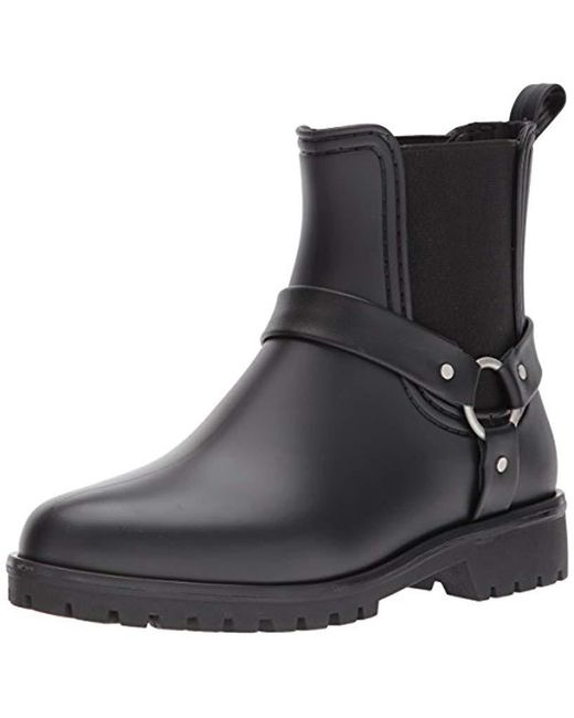 73b21df3cd1796 Lyst - Bernardo Zoe Rain Boot in Black - Save 2%