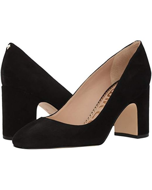 bda20d3e79bbd Lyst - Sam Edelman Junie Pump in Black - Save 50%