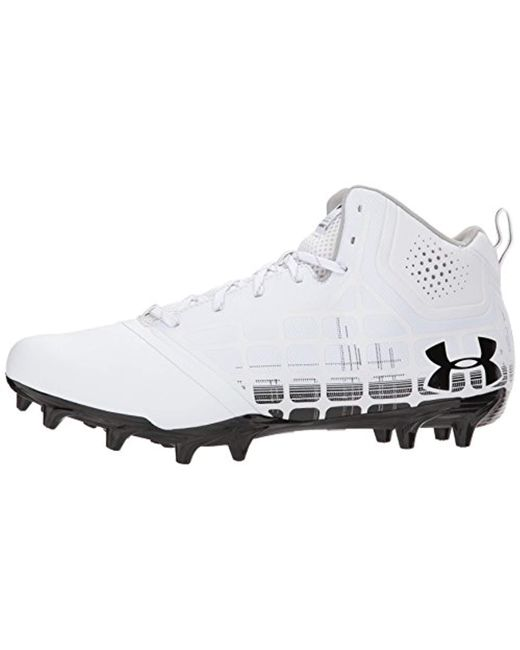 e8cb8f7c4b8c Under Armour Banshee Ripshot Mc in White for Men - Save 14% - Lyst
