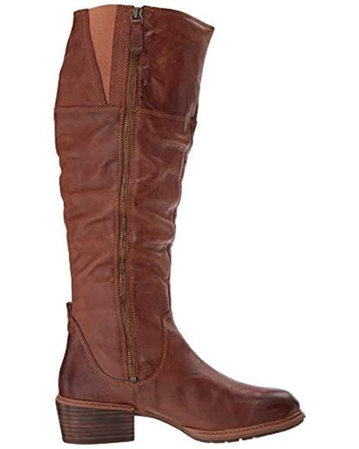 Timberland Leather Sutherlin Bay Tall Boot Knee High in