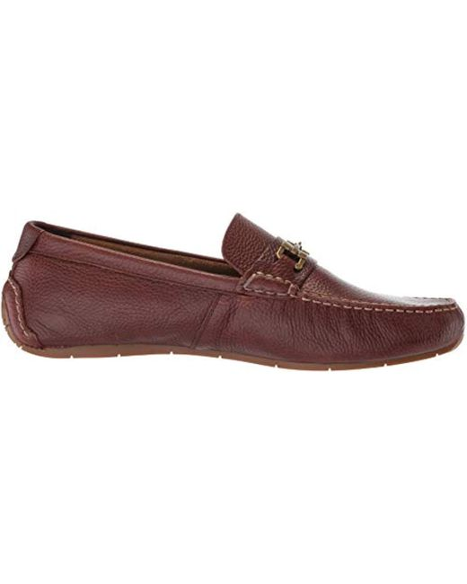 a9a244835ff Lyst - Cole Haan Somerset Ii Link Bit Loafer in Brown for Men - Save 33%