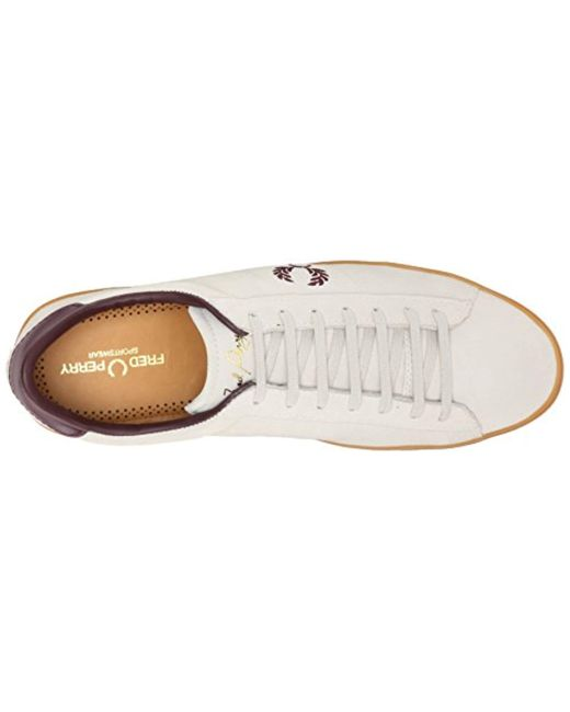 5634bca5e95c6 Lyst - Fred Perry Spencer Suede Fashion Sneaker for Men