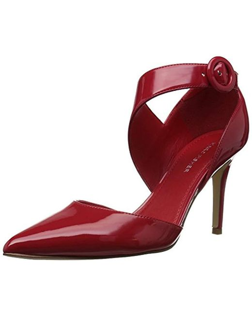 Marc Fisher - Red Dianora Pump - Lyst