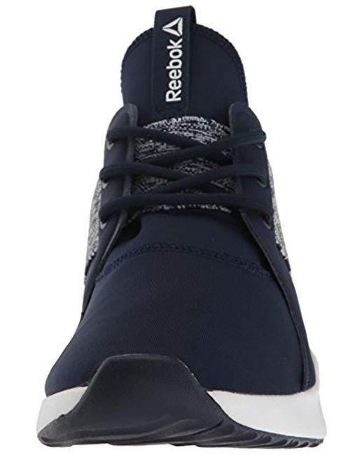 f5002b78e73 ... Reebok - Blue Pilox 1.0 Dance Shoe - Lyst ...