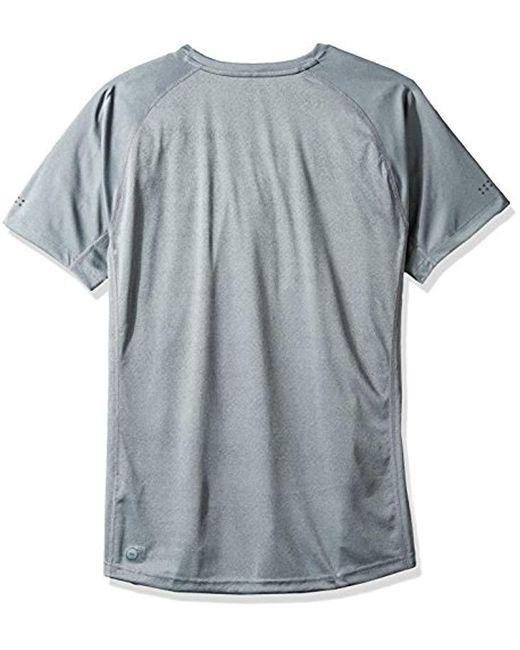 2c3f2cfdf80 ... PUMA - Gray Nightcat Short Sleeve Tee for Men - Lyst ...