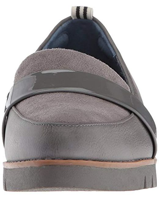 83fd6e43a23 Lyst - Dr. Scholls Imagined Loafer in Gray - Save 29%