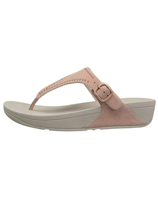 df7fa68fcd1d71 ... Fitflop - Multicolor The Skinny With Studs Sandal - Lyst ...