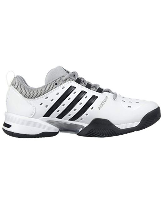 the best attitude e83af 67a28 ... Adidas - Multicolor Barricade Classic Wide 4e Tennis Shoe for Men - Lyst  ...