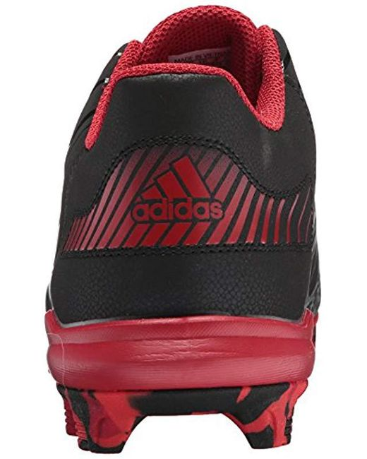 Lyst - adidas Freak X Carbon Mid Baseball Shoe in Red for Men - Save 33% 7d6dc5e6f84